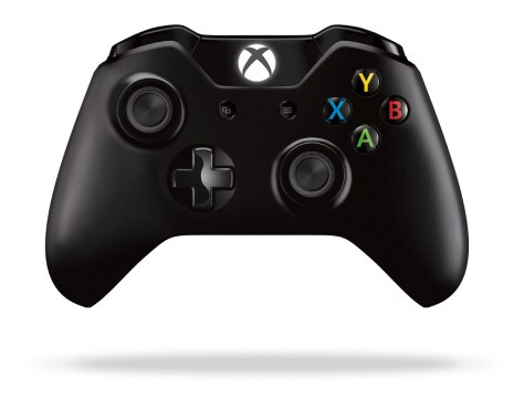 The New Xbox One controller