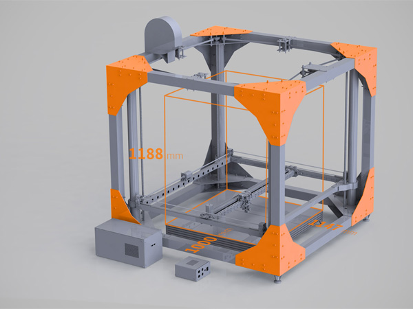 3D  printer that can print furniture!