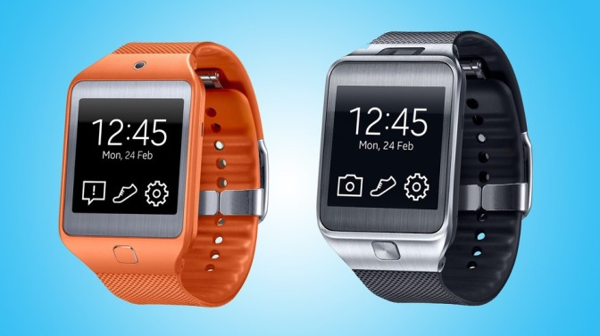 Samsung announces Galaxy Gear 2 along with smaller brother