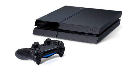 The mighty PS4!
