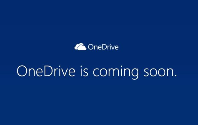 Microsoft unveils revamped cloud service : OneDrive