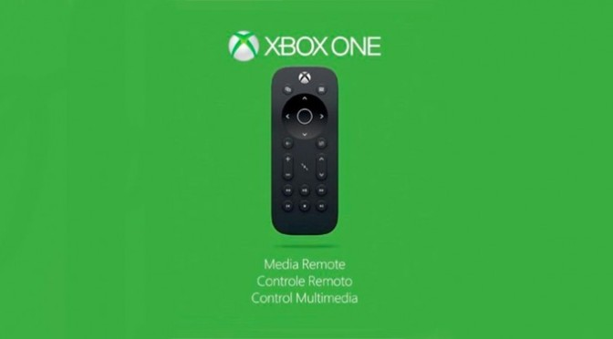 The perfect companion to your Xbox One : Xbox One Media Remote