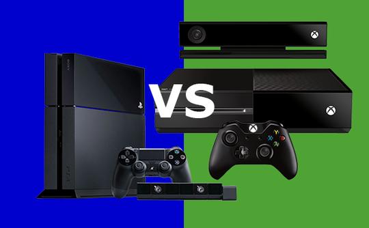Console Faceoff : Xbox One vs PS4