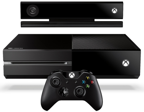 The mighty Xbox One!