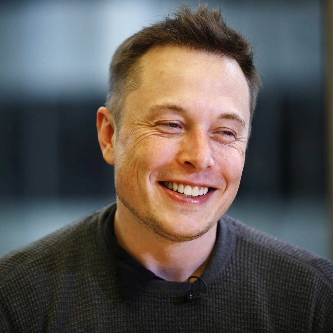 Elon Musk : One man who aspires to change the world