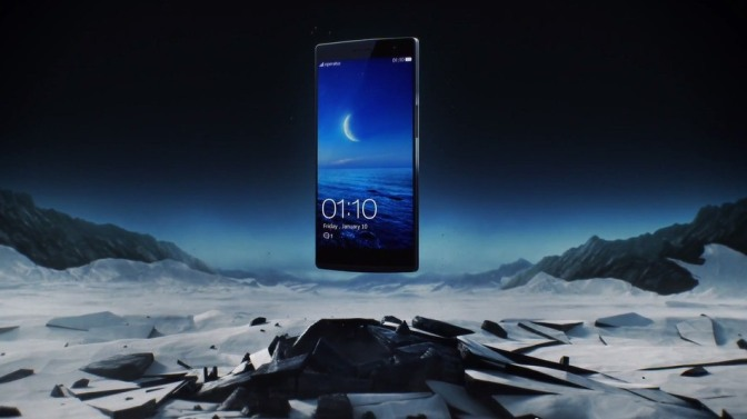 Oppo unveils the Find 7: A phone which has pixels stuffed everywhere…