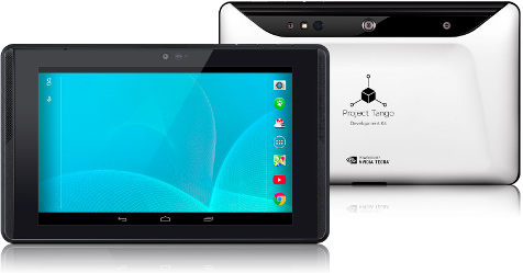 LG is making a Google Project Tango Device; And it is coming by 2015