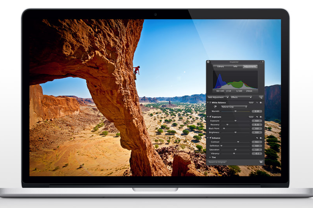 Apple is ceasing development of Aperture and iPhoto