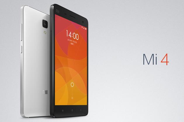 Xiaomi Mi4 Images