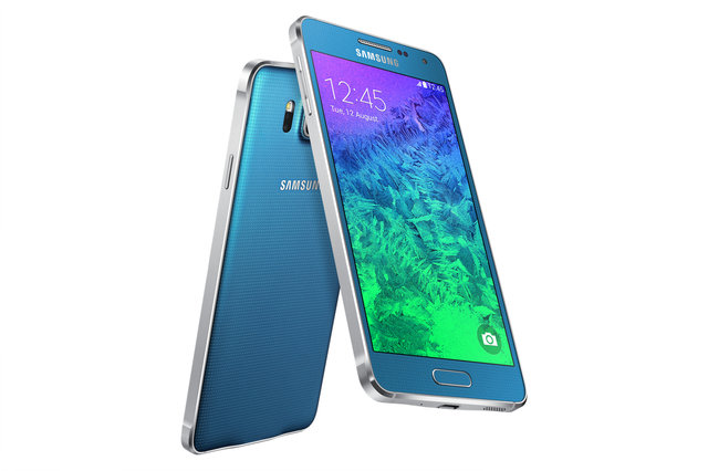 Samsung unveils the Galaxy Alpha: A Stunning Metal Smartphone