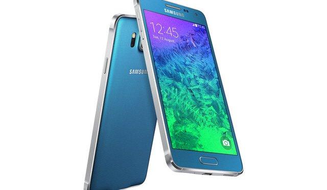 Samsung unveils the Galaxy Alpha: A Stunning Metal Smartphone