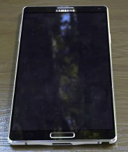 Galaxy Note 4 Leaked Images