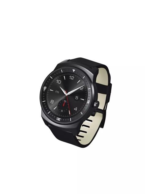 LG Round Smartwatch