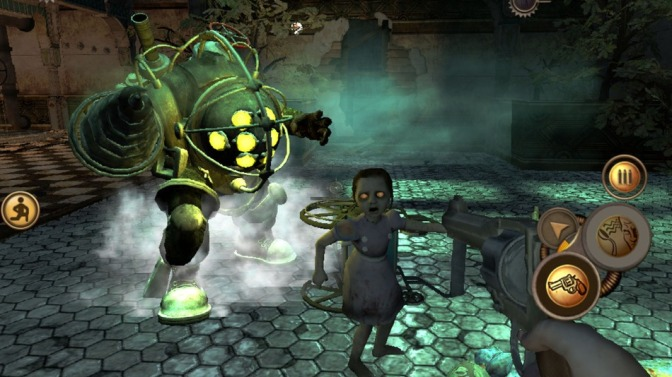 Bioshock is coming to iOS, and it keeps Everything