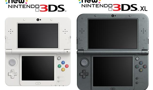 Nintendo announces new 3DS Variants