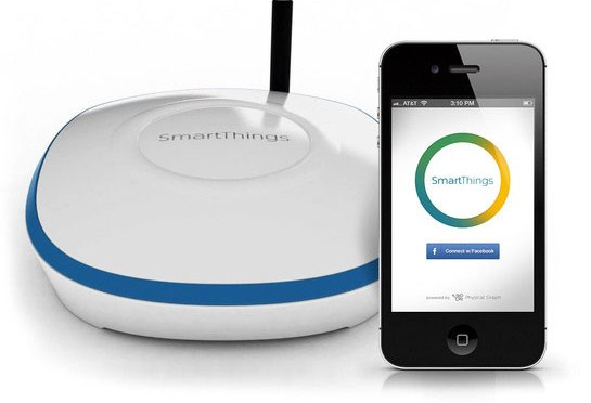 Samsung buys SmartThings, a Startup specializing in the Internet of Things