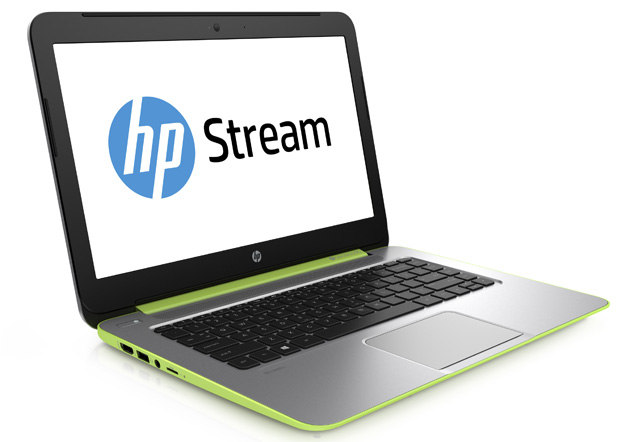HP announces the Windows-Running HP Stream, but it is costlier than Expected