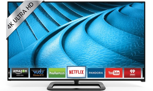 Vizio announces its new P-Series TV: Bringing you 4K at only $999