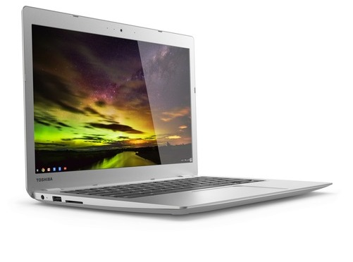 Toshiba's Chromebook 2 gets the Full HD Treatment