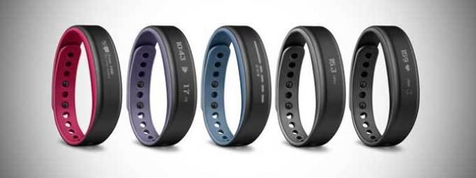 Garmin announces the Vivosmart: An Amalgamation of a Smartwatch and a Fitness Tracker