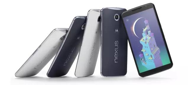 Google Nexus 6- BIgger, Snapdragon 805