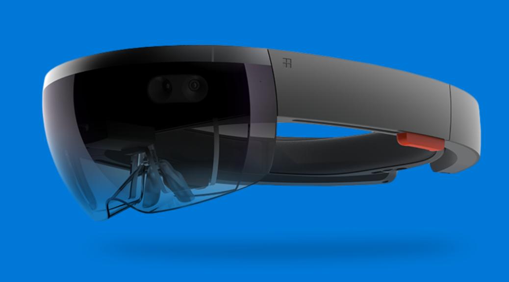 Microsoft HoloLens- The future of computing